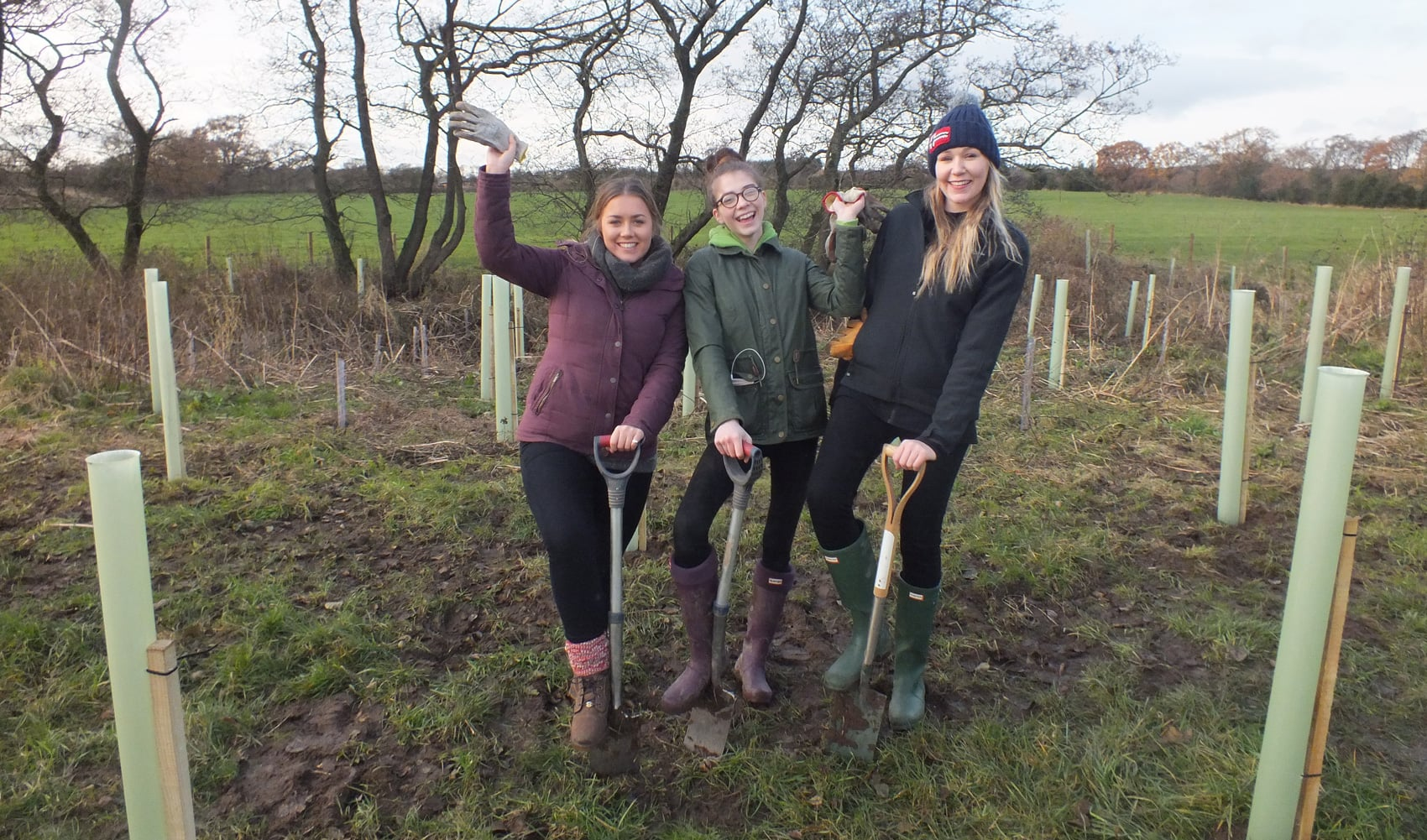 9000 reasons to thank our volunteers this winter