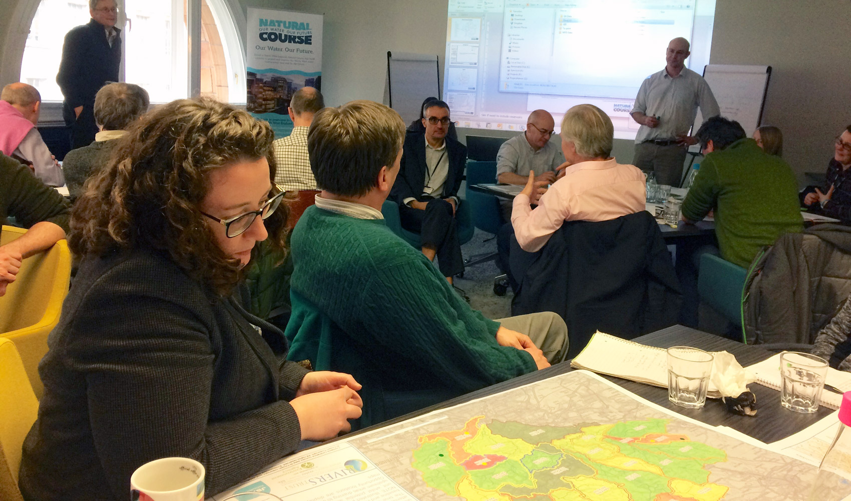 Irwell catchment evidence and measures workshop