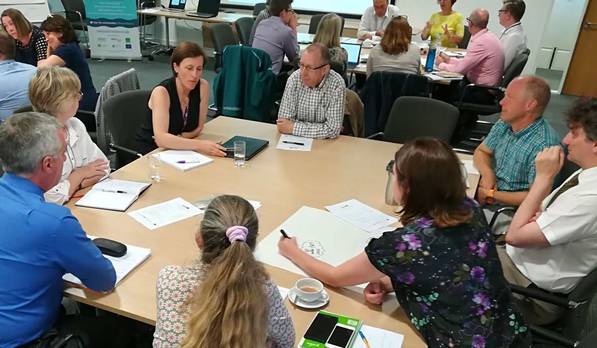 Opportunities and challenges offered through the latest water company price review explored during River Irwell catchment workshop