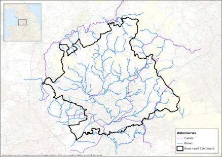 River Irwell Catchment