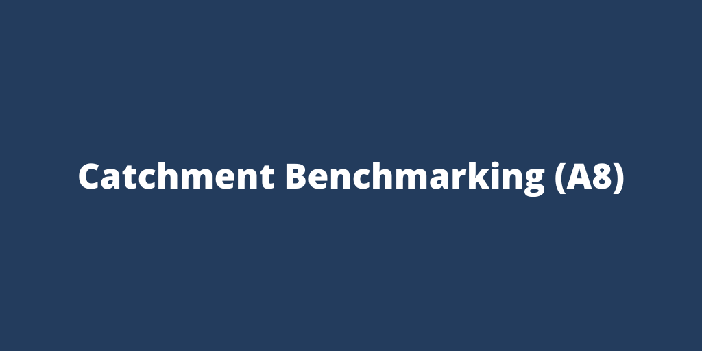Catchment Benchmarking