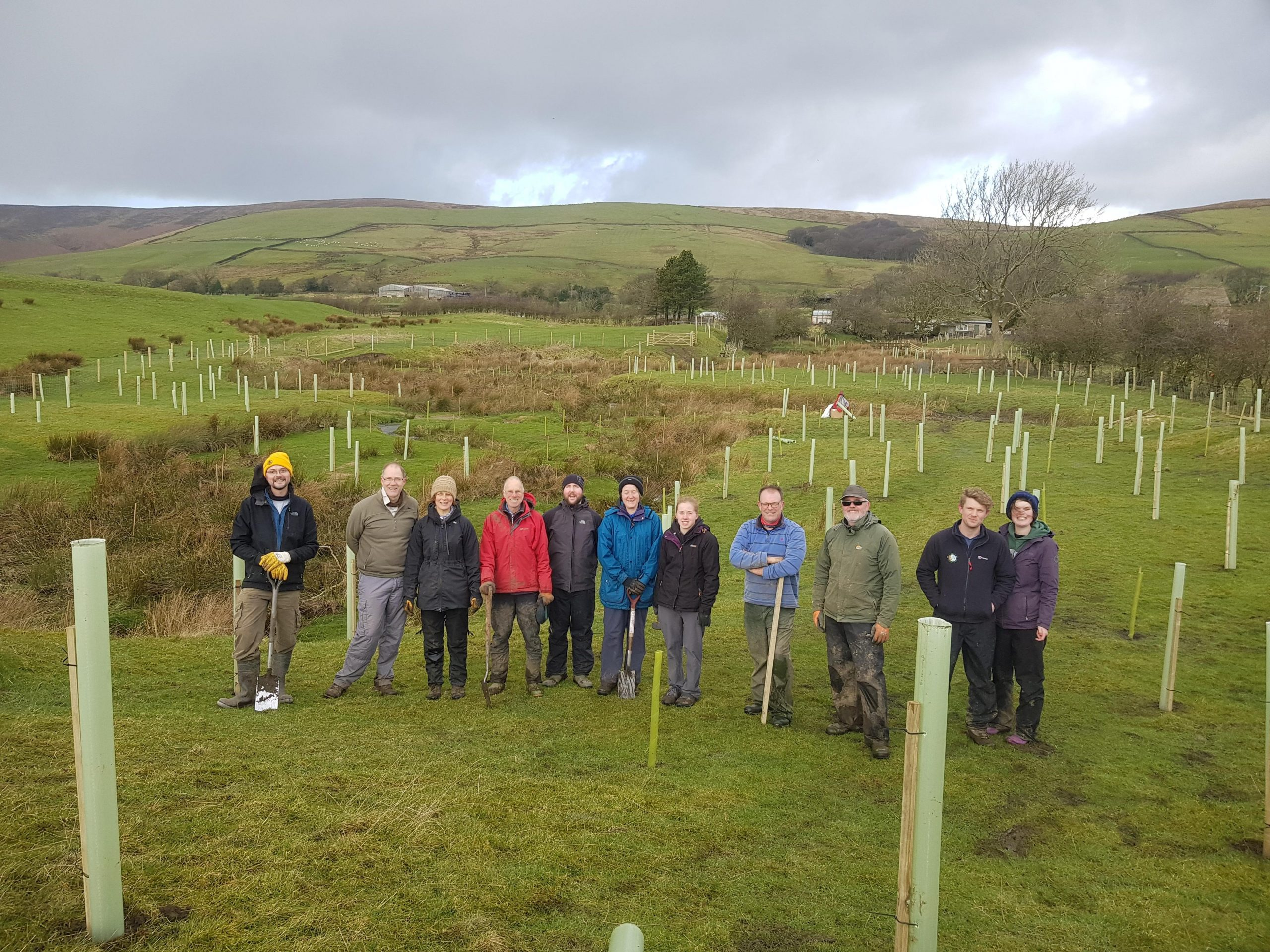 Mobilising funds for multiple benefits and ecosystem services: Riparian tree planting