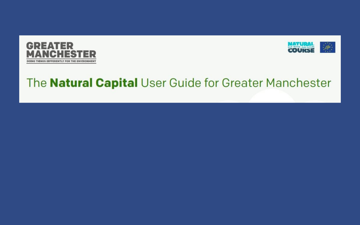 Natural Capital User Guide launch