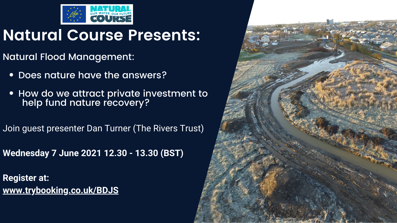 Natural Course Presents: Natural Flood Management