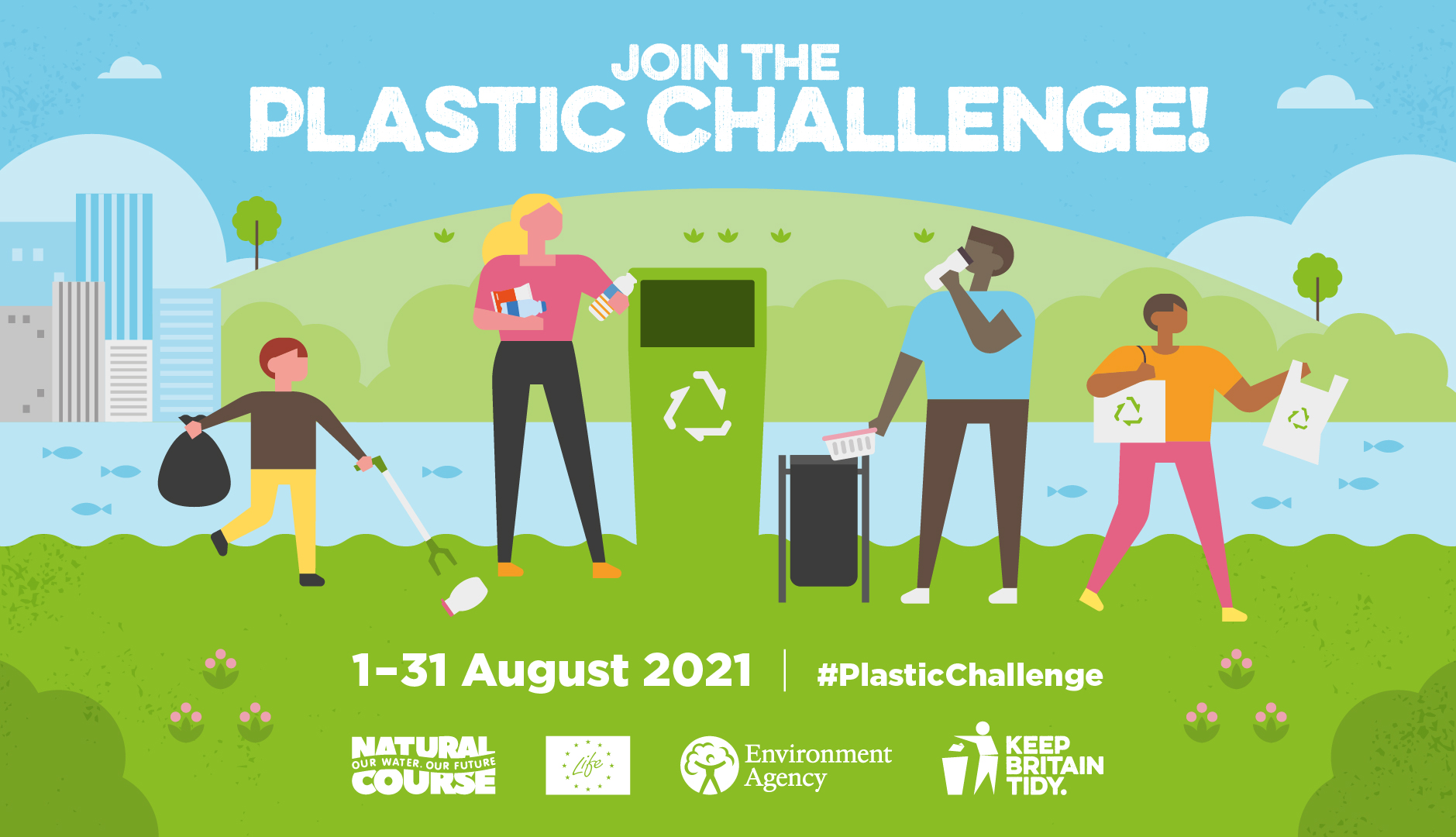 Join the Plastic Challenge