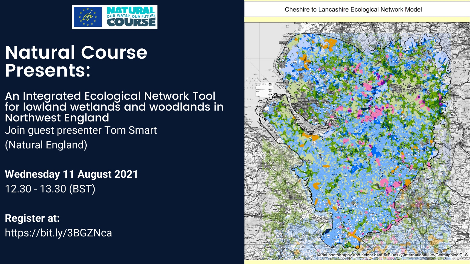 Natural Course Presents: The Integrated Ecological Network Tool